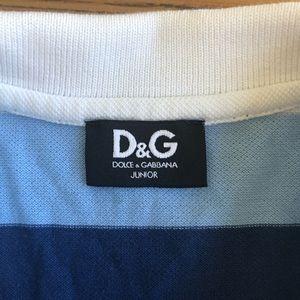 Dolce & Gabbana Shirts & Tops - Dolce and Gabbana beautiful polo